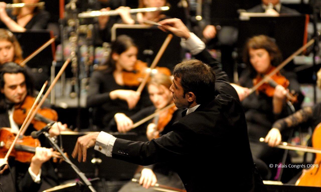 Orchestre de Pau et Pays de Béarn - Hôtel Parc Beaumont, Pau
