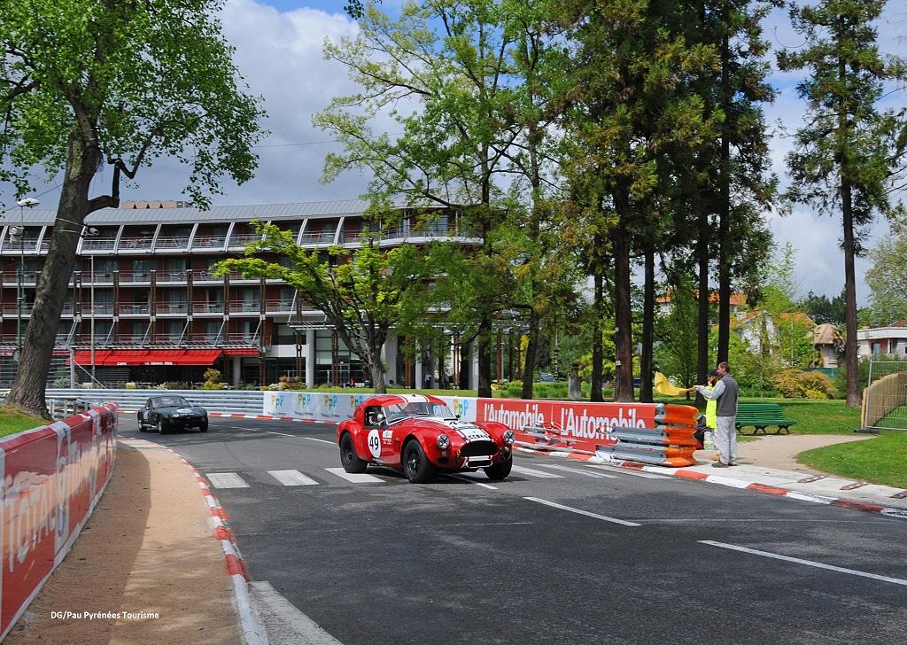 Grand Prix de Pau - Hôtel Parc Beaumont, Pau