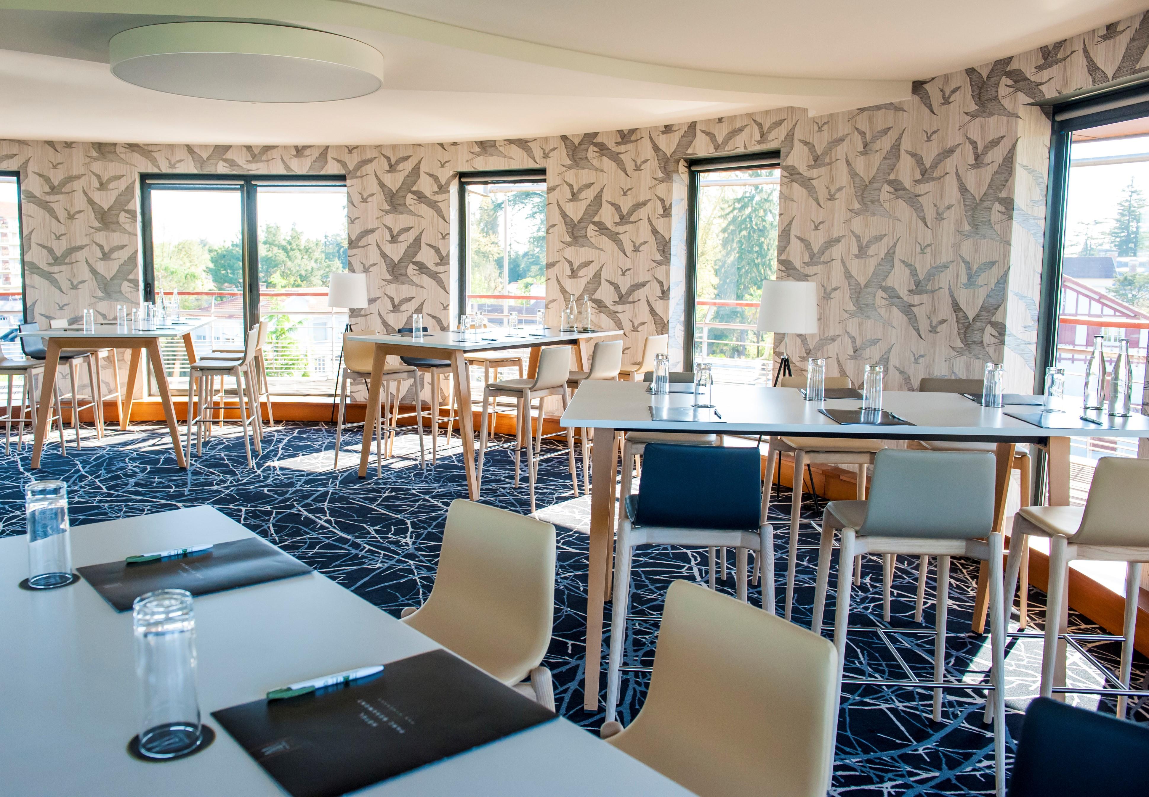 Meeting on the 4th floor - Hôtel Parc Beaumont, Pau