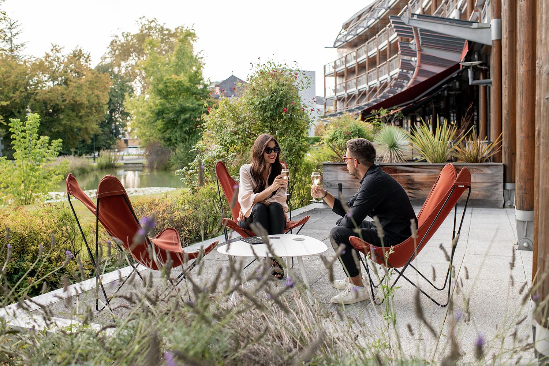 Café Le Grand Prix - Cocktail - Hôtel Parc Beaumont, Pau